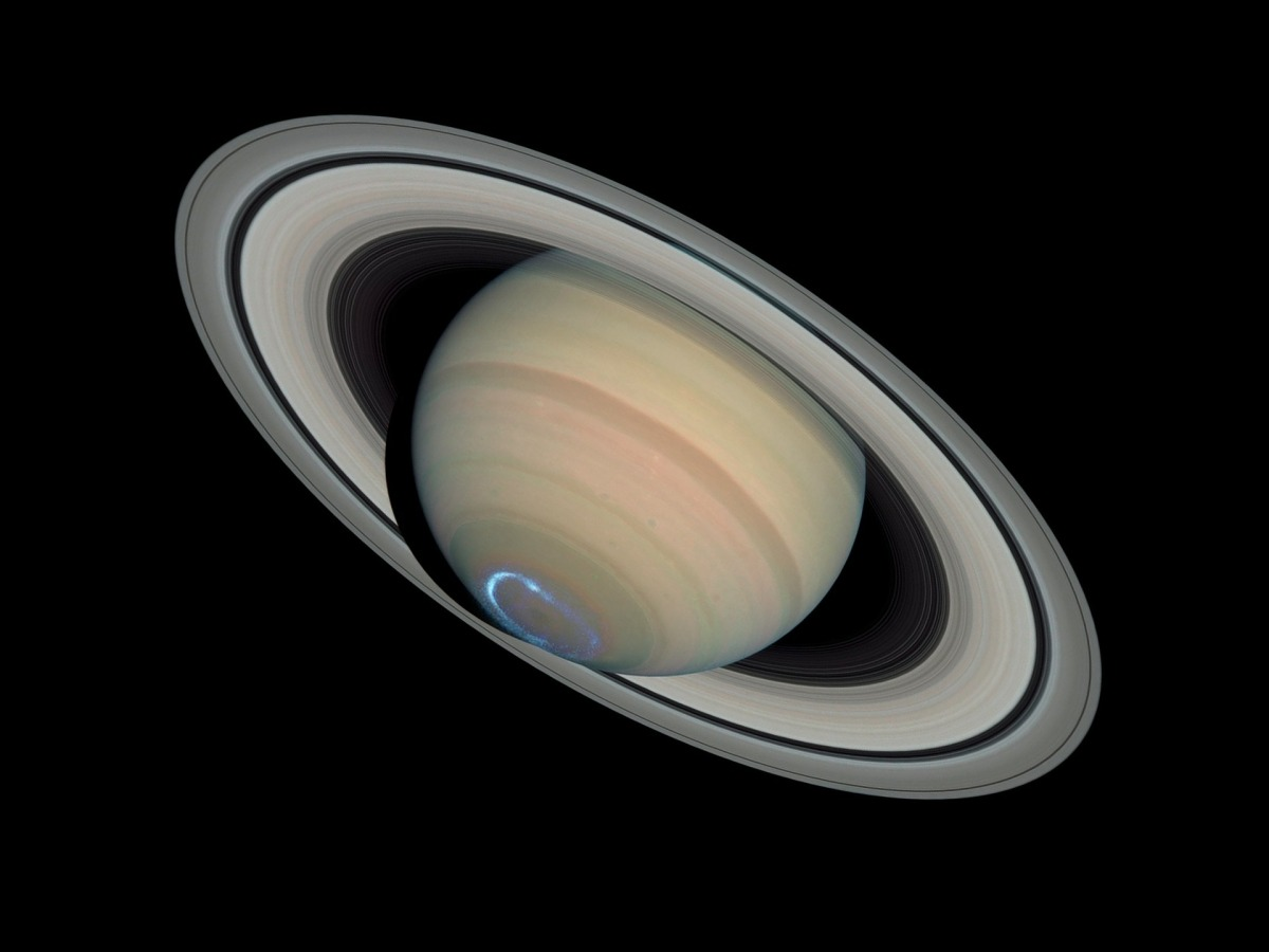 When Saturn Comes Home To Roost…